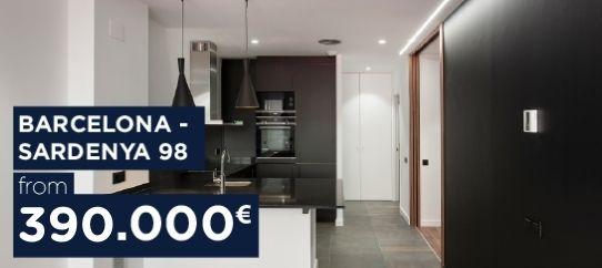 new apartments barcelona sardenya